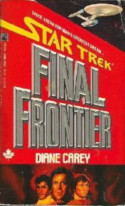 "518y6mLNHAL 182x300 ""Star Trek: Final Frontier"" Review by Deep Space Spines"