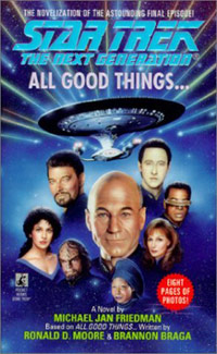 """Star Trek: The Next Generation: All Good Things…"" Review by Deepspacespines.com"
