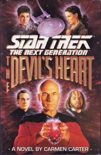 Star Trek: The Next Generation: The Devil's Heart Review by Blog.trekcore.com