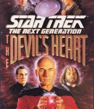 """Star Trek: The Next Generation: The Devil's Heart"" Review by Blog.trekcore.com"