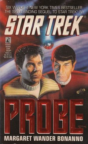 Star Trek: Probe Review by Deepspacespines.com