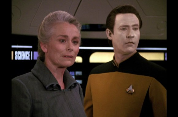 Star Trek Baby Announcement