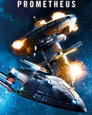 """Star Trek: Prometheus: Fire With Fire"" Review by Unreality-sf.net"
