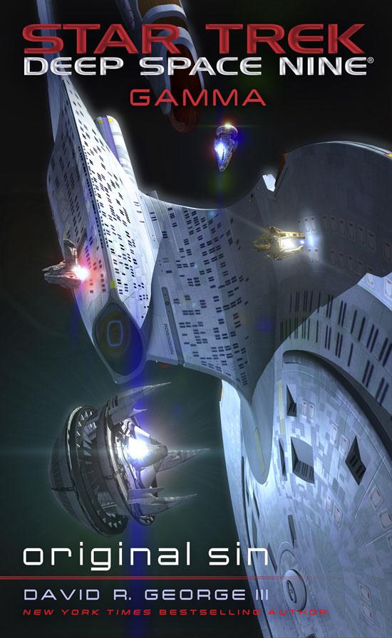 Star Trek: Deep Space Nine: Gamma: Original Sin Review by Trekclivos79.blogspot.com