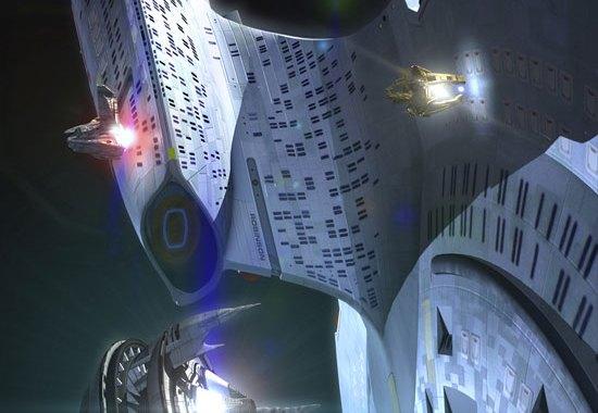 """Star Trek: Deep Space Nine: Gamma: Original Sin"" Review by Trekclivos79.blogspot.com"