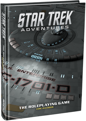 Star Trek Adventures Review by Thewanderingalchemist.com