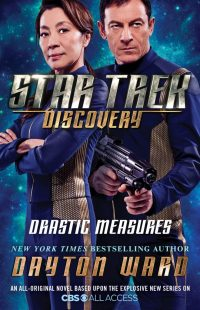 Star Trek Discovery Drastic Measures is out today