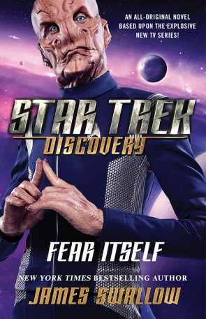 Cover Reveal Star Trek Discovery Fear Itself