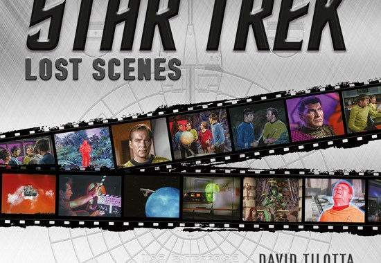 """Star Trek: Lost Scenes"" Review by Sciencefiction.com"