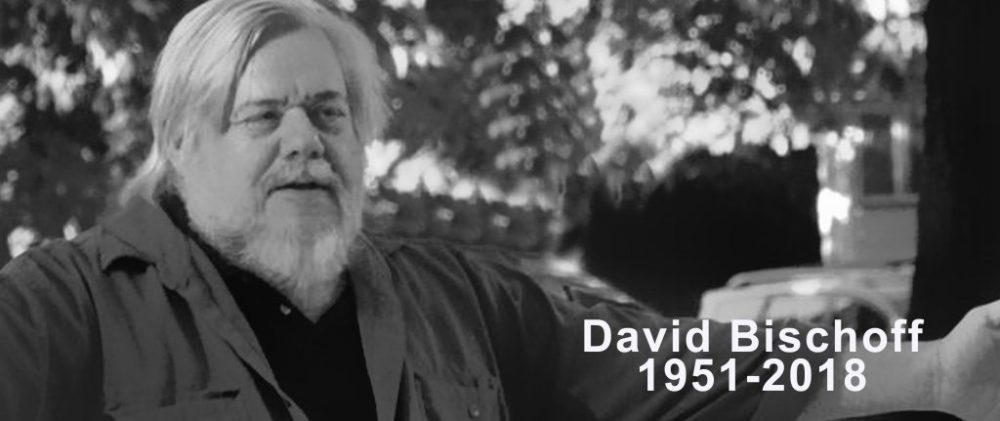 StarTrekcom Remember TNG Writer David Bischoff