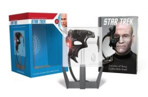 Out Today Star Trek Locutus of Borg Collectible Mask With Light and Sound