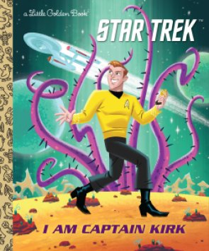 Out Today Star Trek I Am Captain Kirk