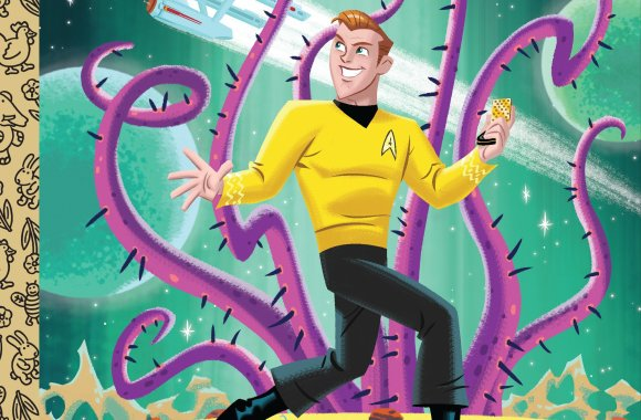 "Out Today: ""Star Trek: I Am Captain Kirk"""