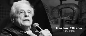 StarTrekcom feature on Harlan Ellison