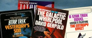 Ten For Ward: 10 Trek Books Thatd Make Good Movies