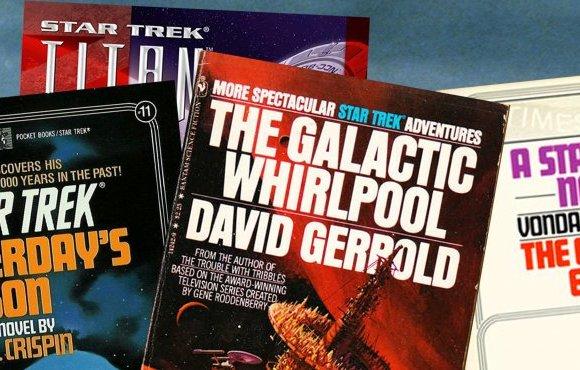 Ten For Ward: 10 Trek Books That'd Make Good Movies
