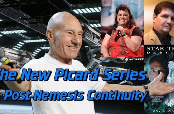 The New Picard Star Trek Series! What Does This Mean?