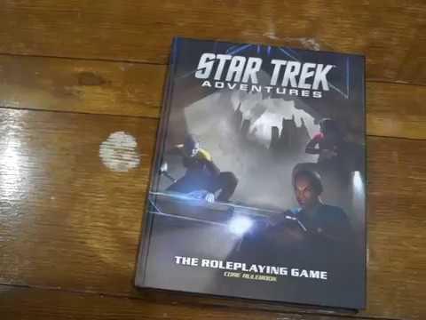 Star Trek Adventures RPG First look
