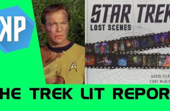 TREK LIT REVIEWS: Star Trek: Lost Scenes by David Tilotta & Curt McAloney