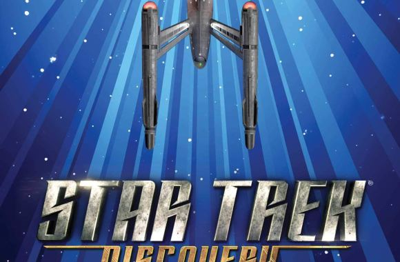 """Star Trek: Discovery: The Enterprise War"" Review by Blog.trekcore.com"