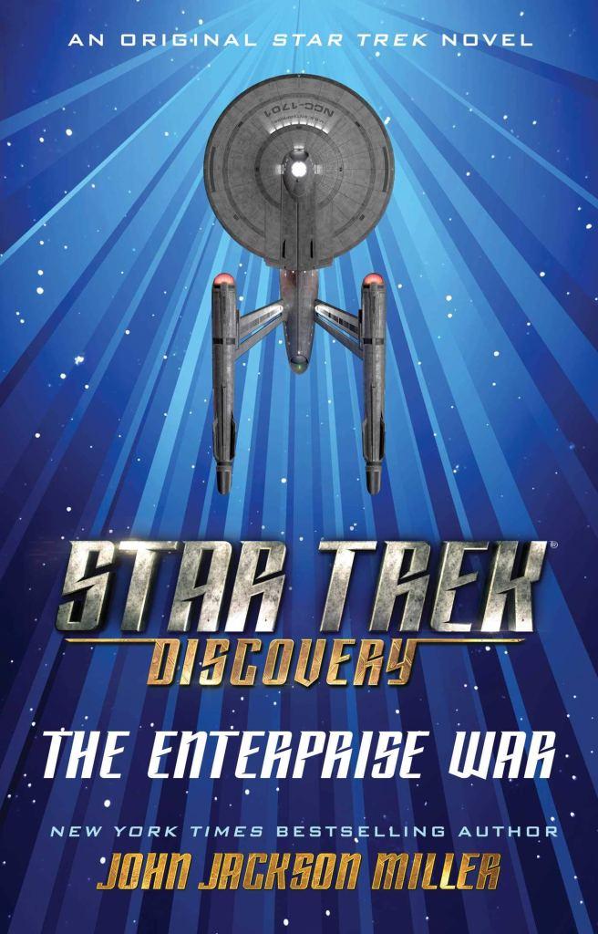 71K3LTJPL0L2 656x1024 Book Update: Cover For Star Trek: Discovery: The Enterprise War