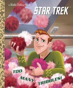 "81DfpJOJnL 249x300 Out Today: ""Star Trek: Too Many Tribbles!"""