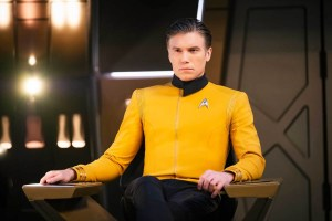 Star Trek Discovery season 2 still Captain Pike 300x200 New Book Announcement: Star Trek: Discovery: The Enterprise War