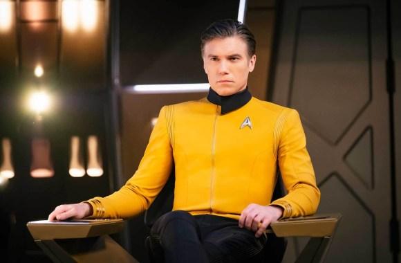 New Book Announcement: Star Trek: Discovery: The Enterprise War