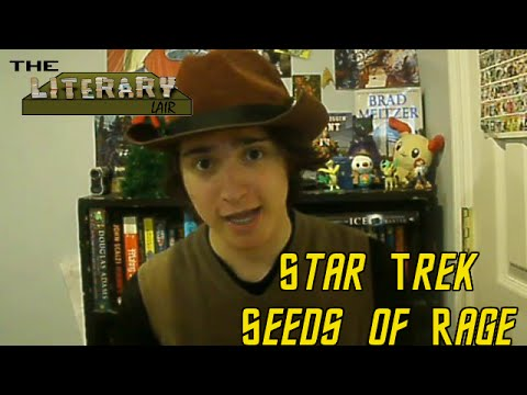 The Literary Lair: Star Trek: Seeds of Rage