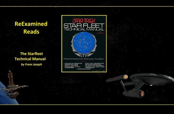 ReExamined Reads Review: The Starfleet Technical Manual