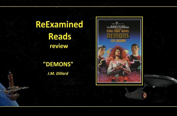 ReExamined Reads Star Trek Novel Review: Demons