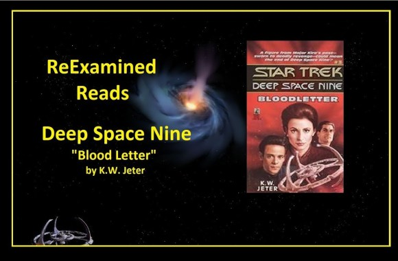 ReExamined Reads Star Trek Novel Review: Bloodletter