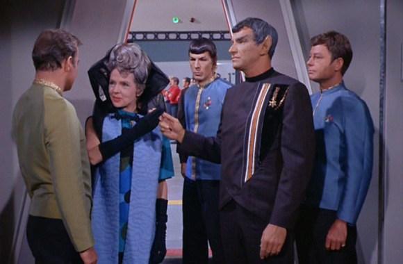 Star Trek's D.C. Fontana Talks the Origin of Spock's Family