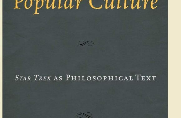 """Out Today: """"Justice and Popular Culture: Star Trek as Philosophical Text"""""""