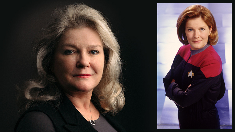 Interview: Kate Mulgrew On The Legacy Of 'Voyager,' 'Star Trek: Picard,' AOC, And More