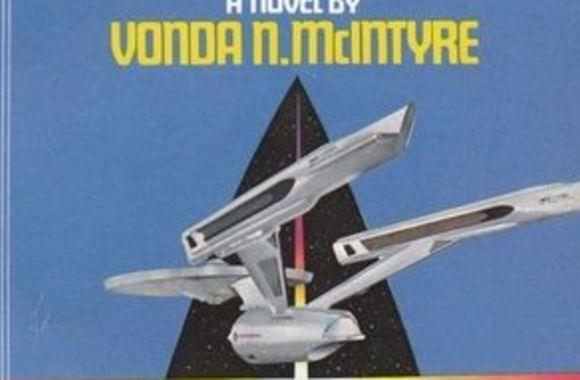 How one of the first Star Trek novels was written