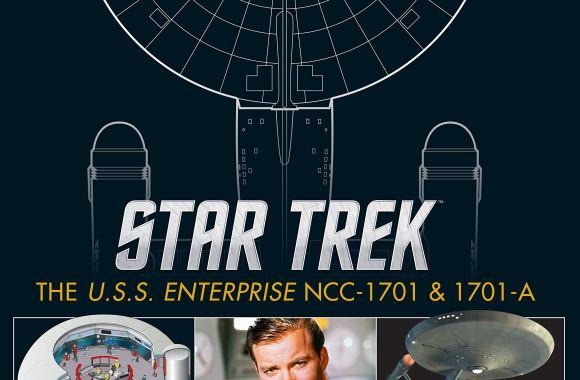 "Out Today: ""Star Trek: The U.S.S. Enterprise NCC-1701 Illustrated Handbook"""