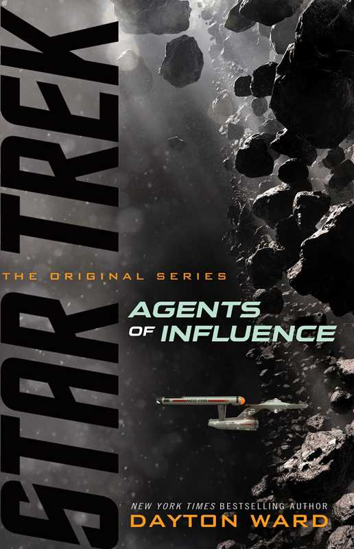 Star Trek: The Original Series: Agents of Influence Review by Blog.trekcore.com