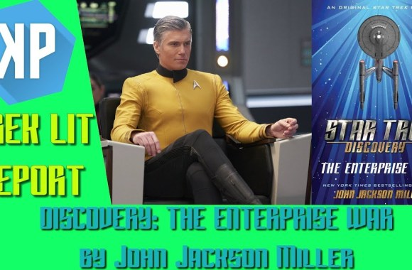 Review – Star Trek: Discovery: The Enterprise War by John Jackson Miller