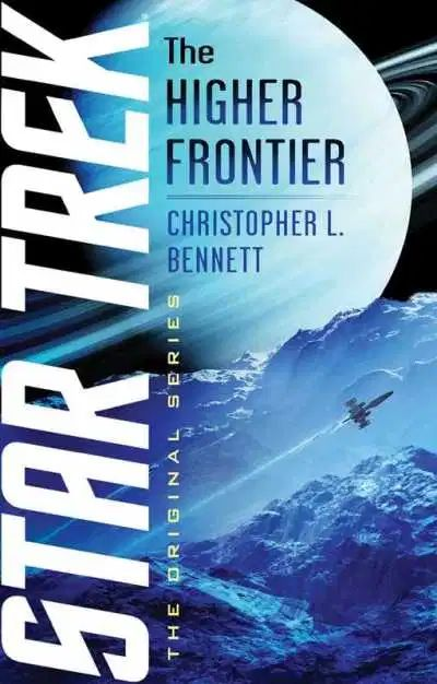 Out Today: Star Trek: The Original Series: The Higher Frontier