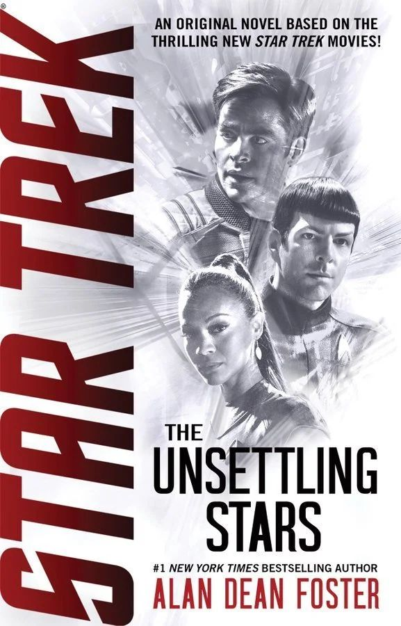 Star Trek: The Unsettling Stars Review by Trekmovie.com