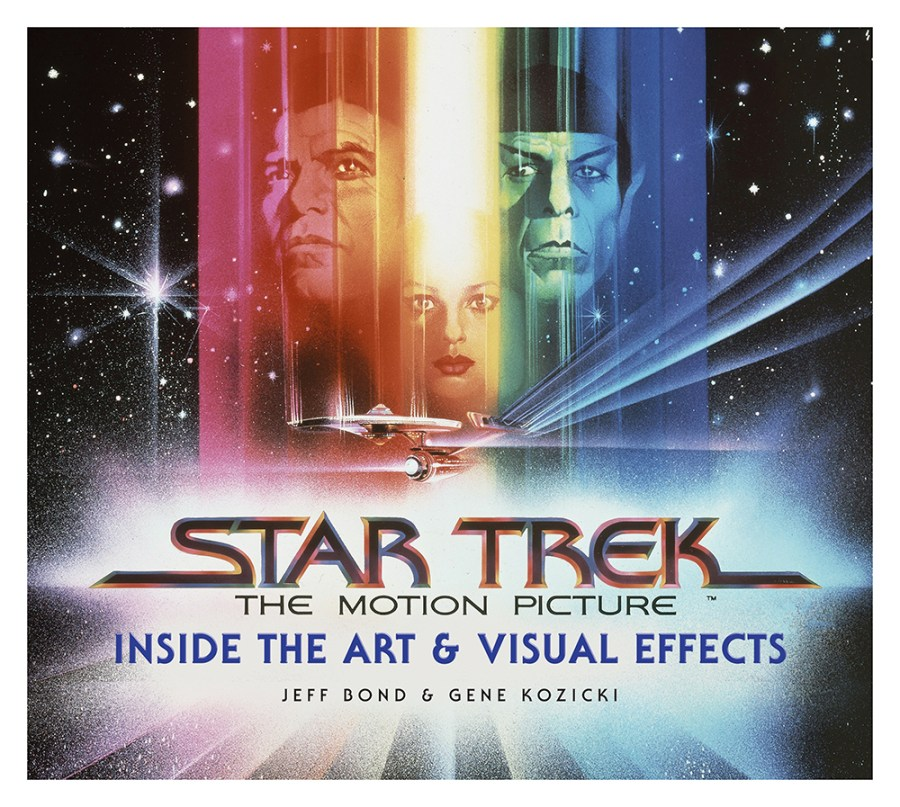 Star Trek The Motion Picture: The Art and Visual Effects Review by Scifibulletin.com
