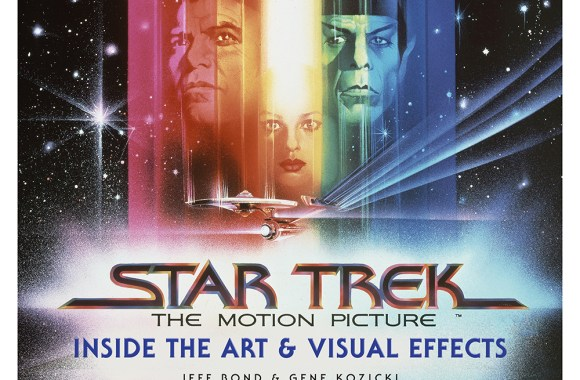"""Star Trek: The Motion Picture – Inside the Art and Visual Effects"" Review by Blog.trekcore.com"