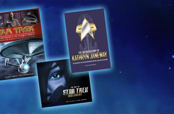 Titan Books Announces Kathryn Janeway Autobiography