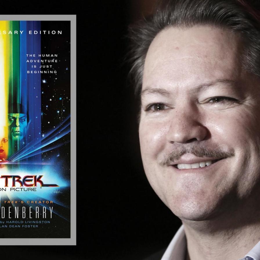 WATCH: RobertPetkoff Talks Star Trek: The Motion Picture
