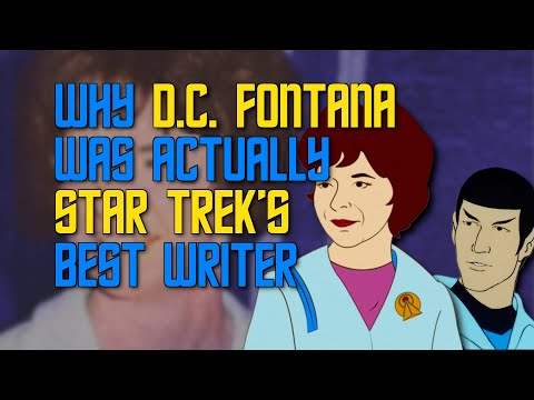 Why D.C. Fontana Was Actually Star Trek's Best Writer