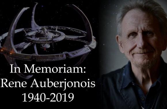In Memoriam: Rene Auberjonois, Star Trek: Deep Space Nine's Constable Odo