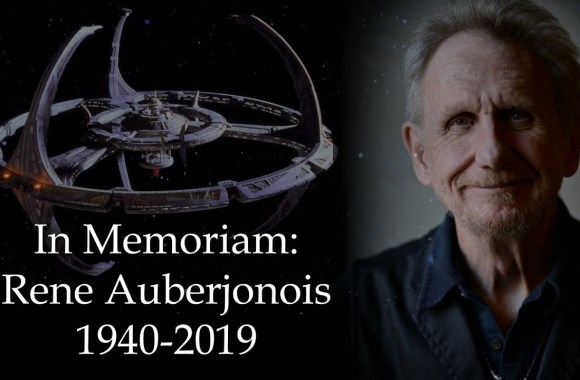 In Memoriam: Rene Auberjonois, Star Trek: Deep Space Nine's Constable Odo