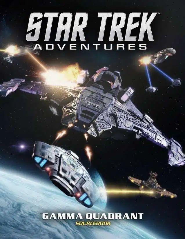 Out Today: Star Trek Adventures: Gamma Quadrant