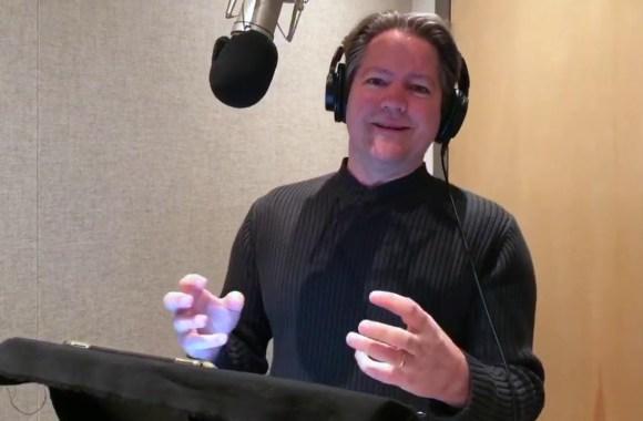 Robert Petkoff on the audiobook STAR TREK: PICARD: THE LAST BEST HOPE